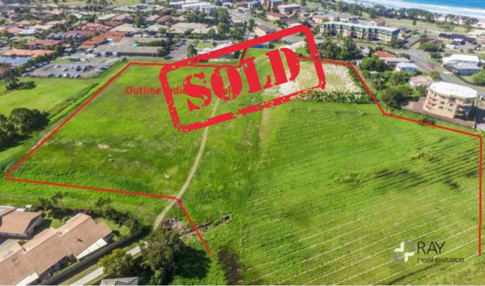 SOLD The Dunes land Kingscliff