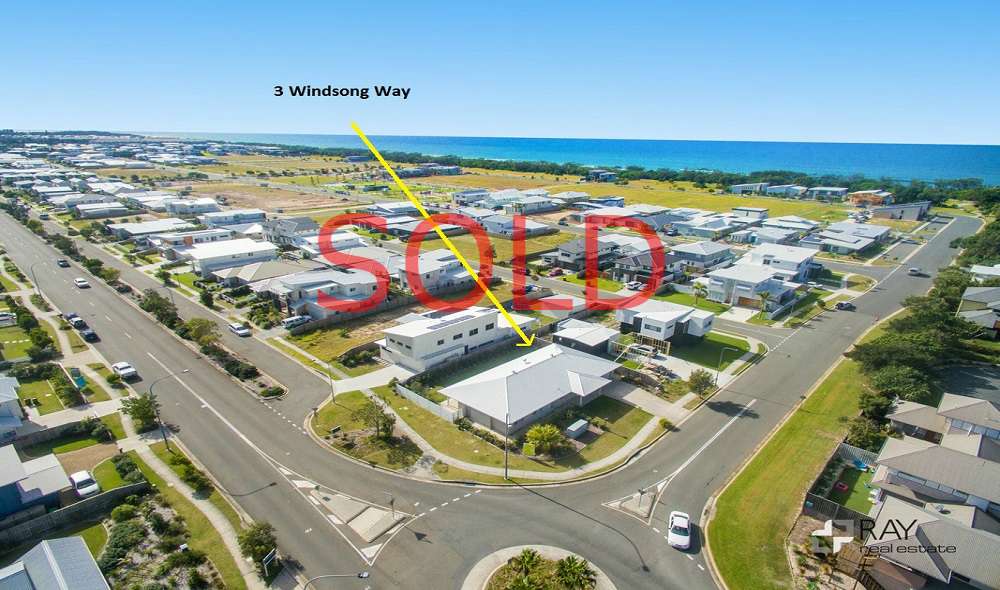 Windson, Seaside, Salt, Casuarina, sold