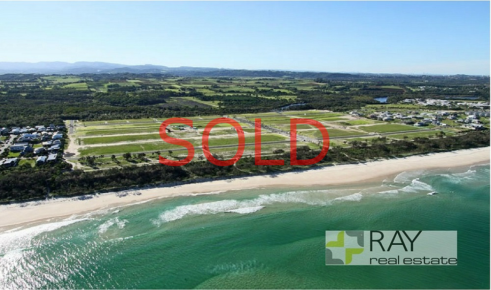 Seaside, Salt, Casuarina, Tweed Coast, land, sold,