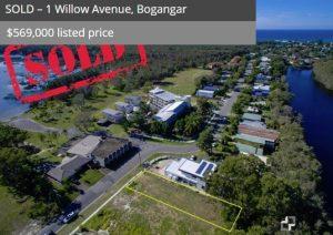 Real estate appraisal Bogangar NSW 2488