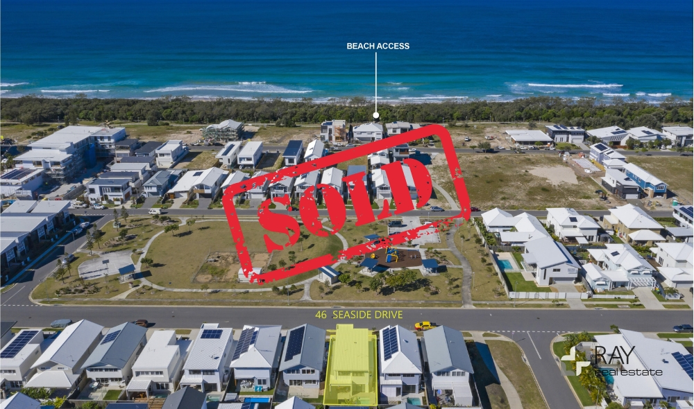 SOLD: 46 Seaside Drive, Kingscliff