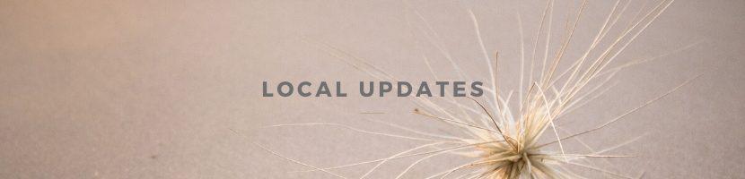 Local Updates banner
