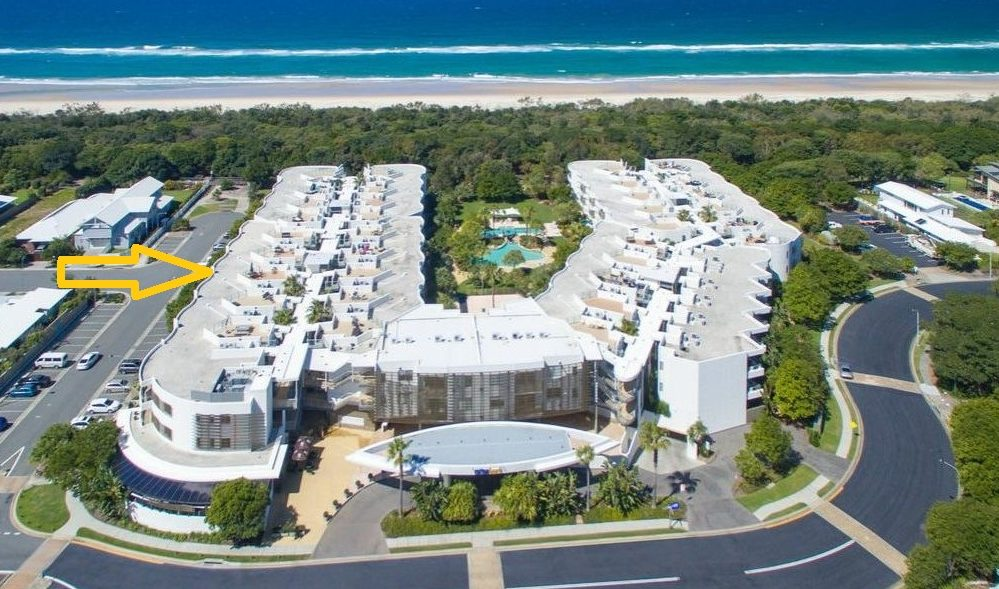 SOLD Unit 25, Cotton Beach Resort, Casuarina Way, Casuarina