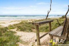 Casuarina beach seat