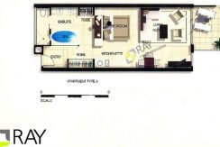 Santai floorplan type A