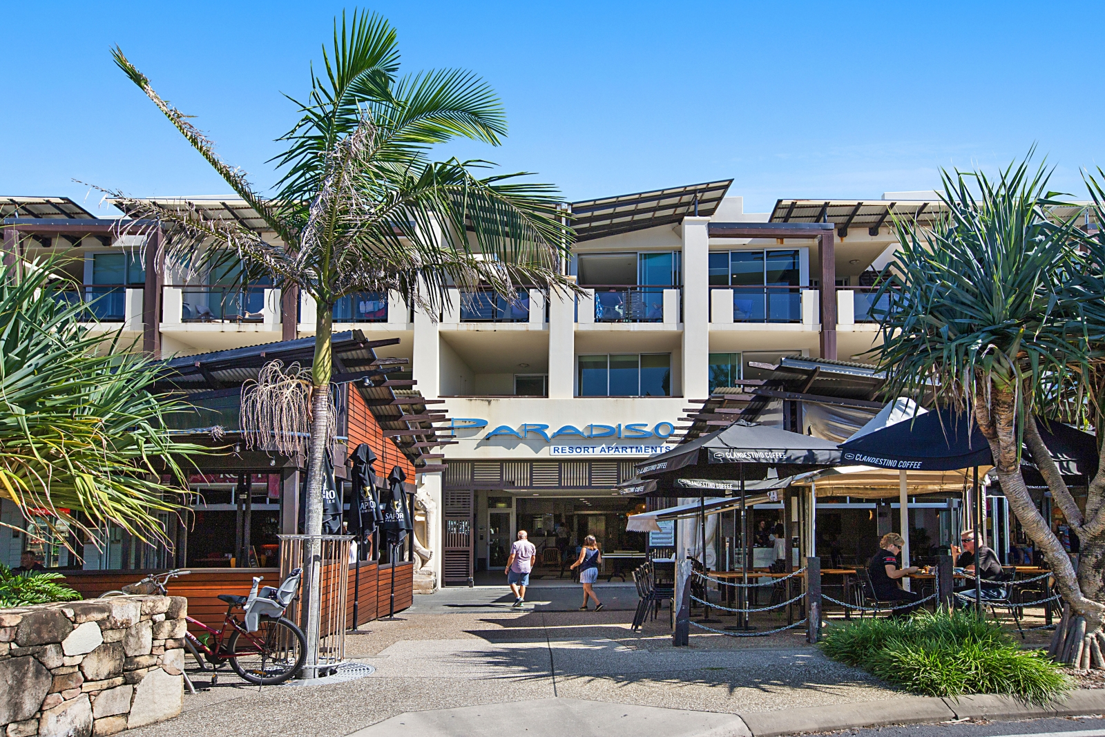 U 231 Paradiso Resort – The Real Deal – Combined income & location