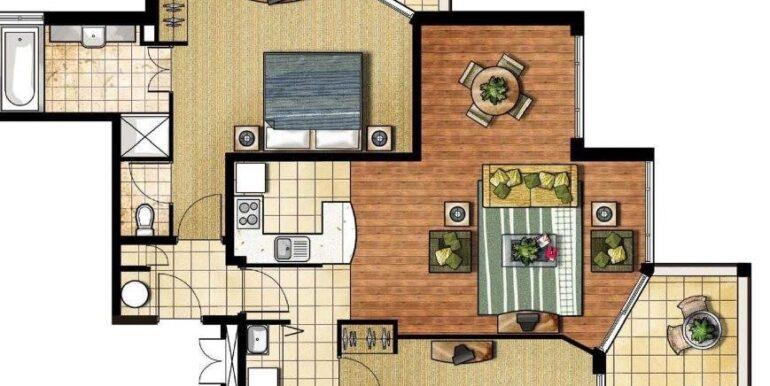 Floor plan Lot 194