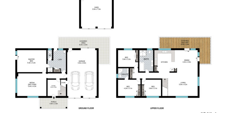 Floor Plan 20 Cassidy